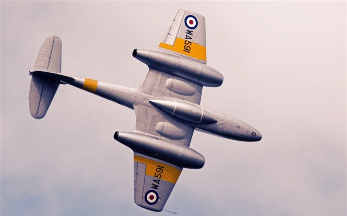 gloster meteor british-High quality wallpaper Views:3164