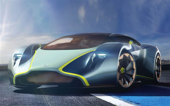 2014 Aston Martin DP-100 Concept Auto HD Wallpaper 02 Views:3131