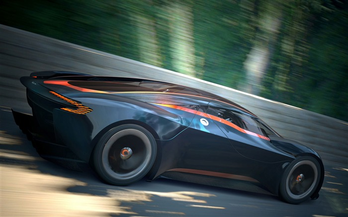 2014 Aston Martin DP-100 Concept Auto HD Wallpaper 09 Views:3017