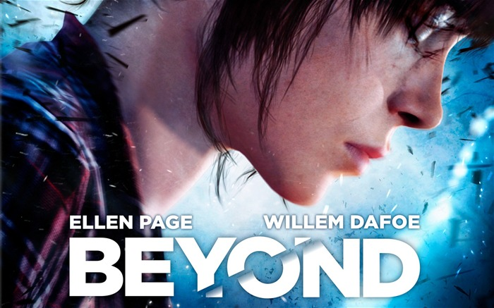 Beyond two souls HD Game Desktop Wallpaper Views:7848