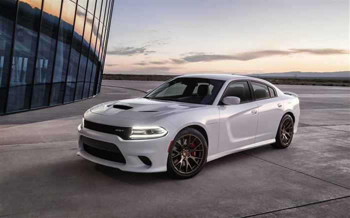 2015 Dodge Charger SRT Hellcat HD Wallpaper Views:10711
