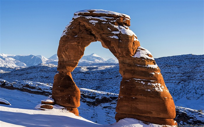 Title:Arches National Park Utah-Windows Theme Wallpaper Views:3268