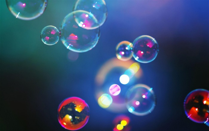 Bubbles Photography-High quality wallpaper Views:3878