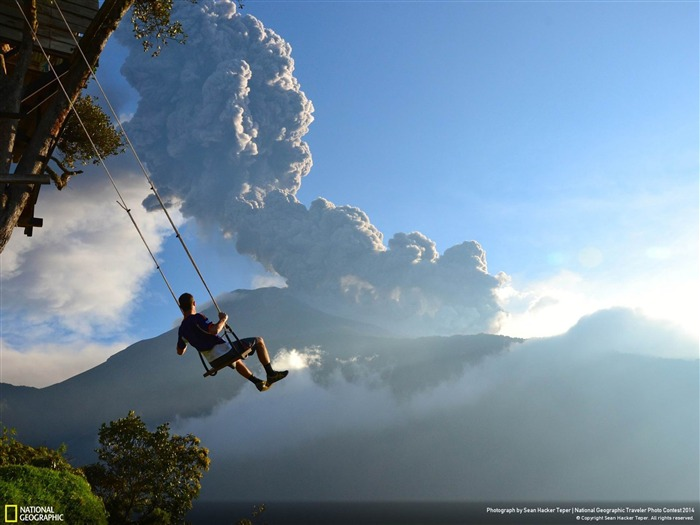 July 2014 National Geographic Photography Wallpaper Views:7334