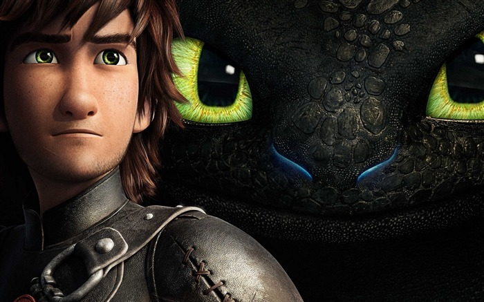 How to Train Your Dragon 2 movie hd wallpaper 01 Views:2222