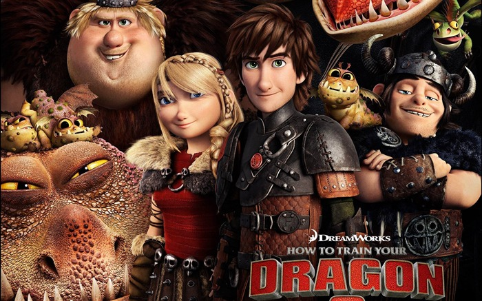 How to Train Your Dragon 2 movie hd wallpaper 03 Views:2210