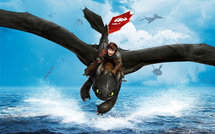 How to Train Your Dragon 2 movie hd wallpaper 04 Views:2431