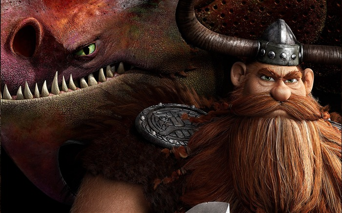 How to Train Your Dragon 2 movie hd wallpaper 05 Views:2323