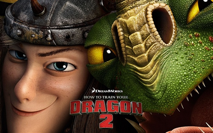 How to Train Your Dragon 2 movie hd wallpaper 06 Views:2782