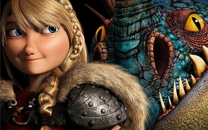 How to Train Your Dragon 2 movie hd wallpaper 07 Views:2413