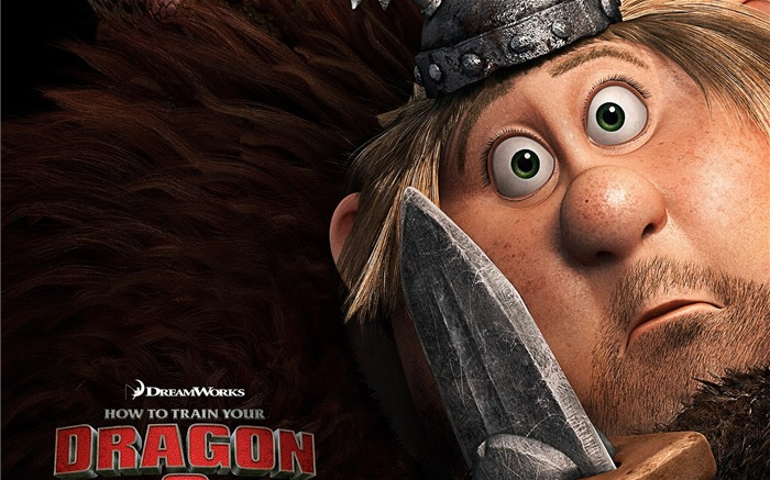 How to Train Your Dragon 2 movie hd wallpaper 08 Views:2635