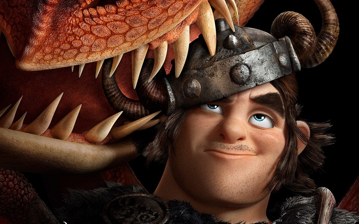 How to Train Your Dragon 2 movie hd wallpaper 13 Views:2432