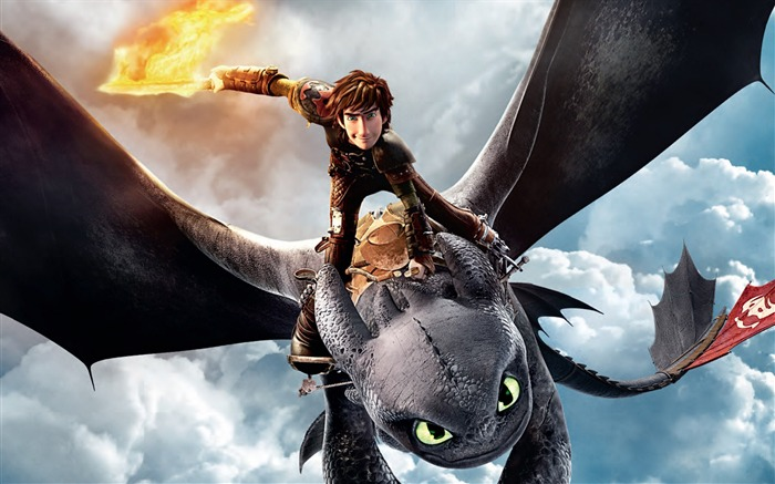 How to Train Your Dragon 2 movie hd wallpaper 14 Views:3006