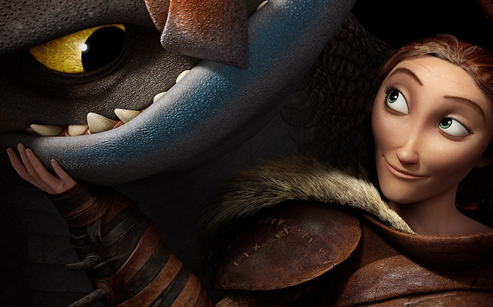How to Train Your Dragon 2 movie hd wallpaper 15 Views:2786