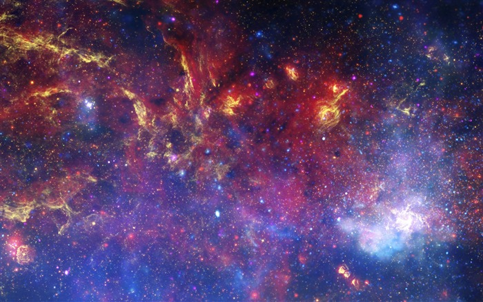 Milky Way-Windows Theme Wallpaper Views:2223