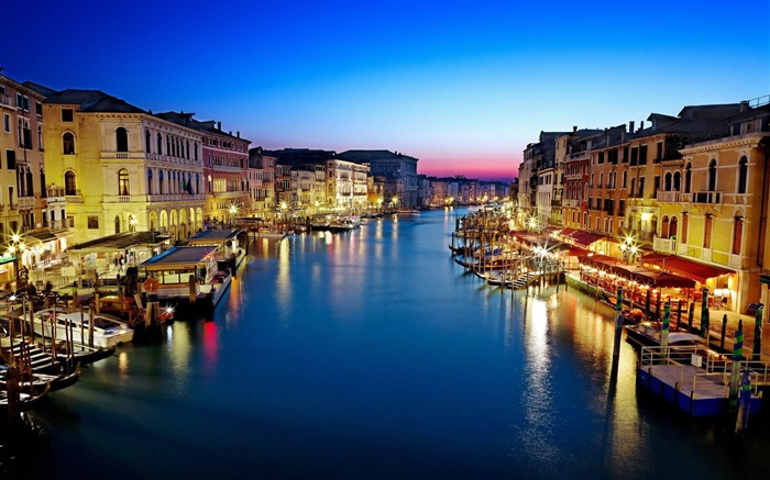 Venice City Italy-City HD Wallpaper Views:1565