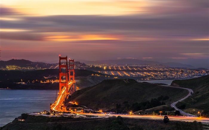 san francisco-City HD Wallpaper Views:1909