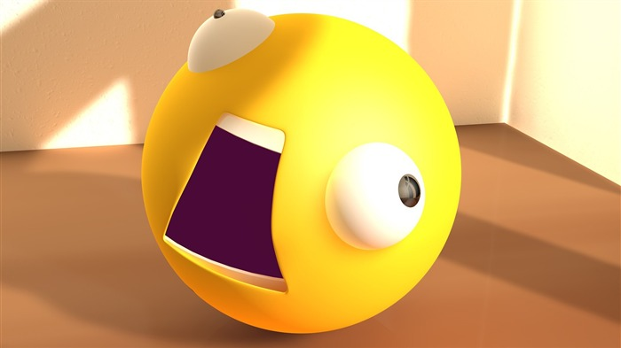 screaming emoticon-High quality wallpapers Views:1253