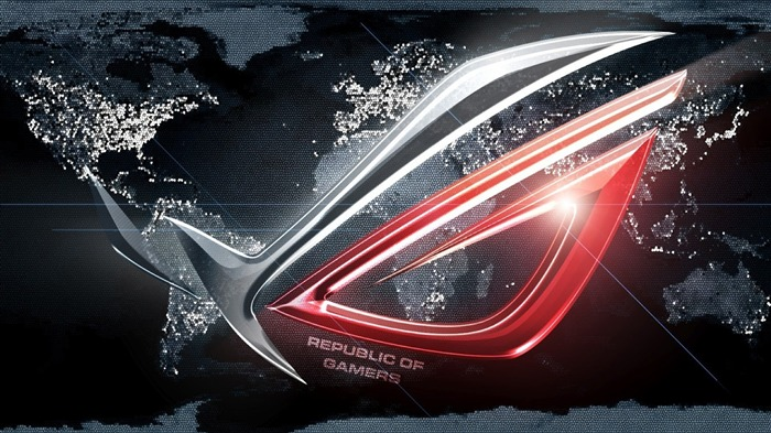 Asus Rog Logo-High quality wallpaper Views:22977