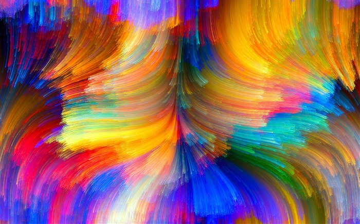 Beautiful Abstract Colors-High quality wallpaper Views:7007