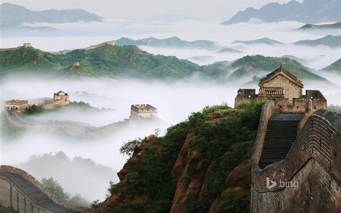 Title:Chinese ancient Great Wall-Bing theme wallpaper Views:3194