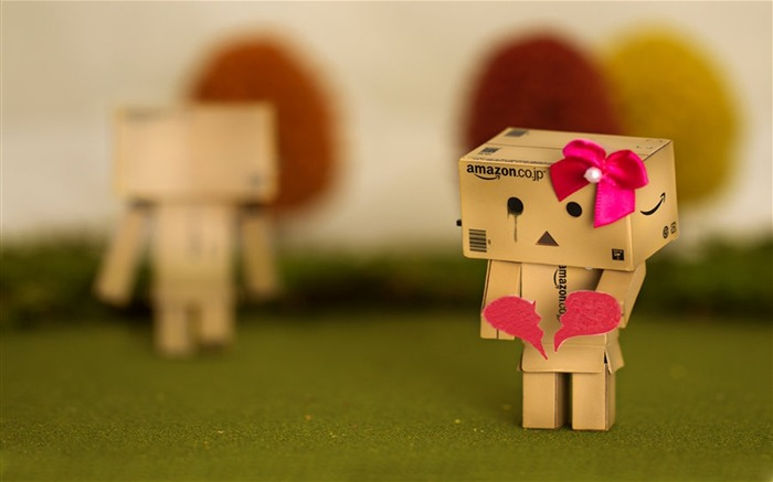 Danbo Broken-High quality wallpaper Views:3590