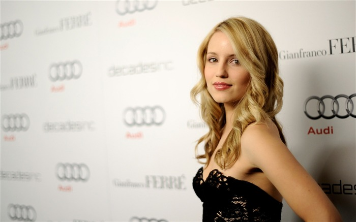 Dianna Agron-Beauty photo wallpaper Views:3332
