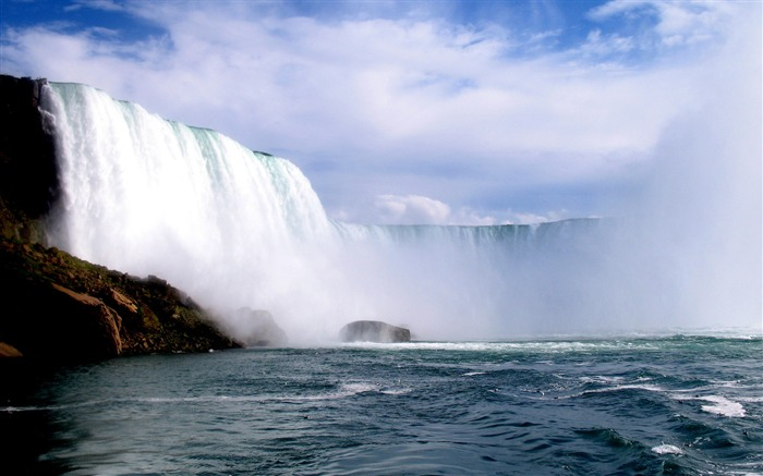 Niagara Waterfall-Nature HD Wallpaper Views:4546