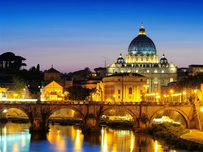 Rome Italy-landscape HD wallpaper Views:1754