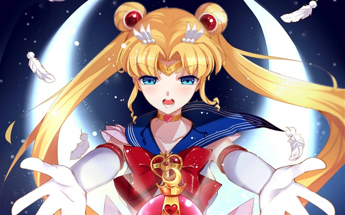 Sailor Moon Anime HD Desktop Wallpaper 05 Views:3100