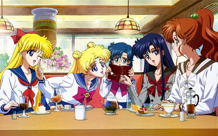 Sailor Moon Anime HD Desktop Wallpaper 10 Views:3141