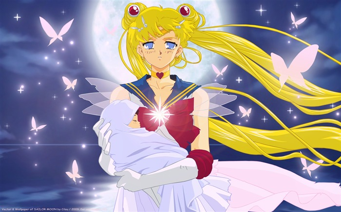 Sailor Moon Anime HD Desktop Wallpaper 15 Views:3067