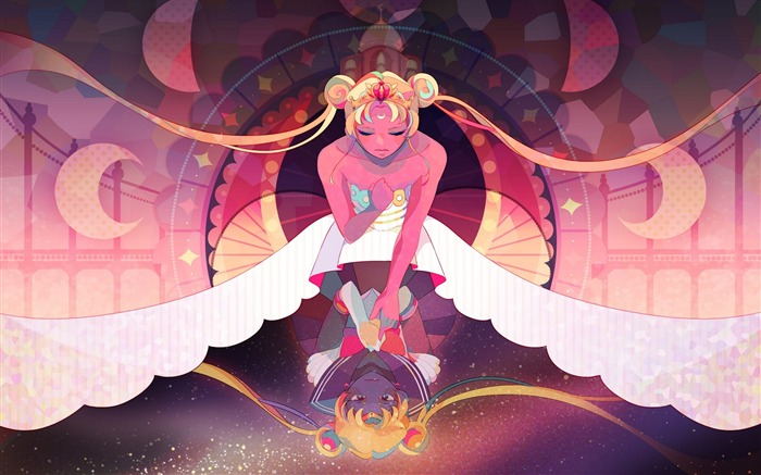 Sailor Moon Anime HD Desktop Wallpaper 21 Views:1543