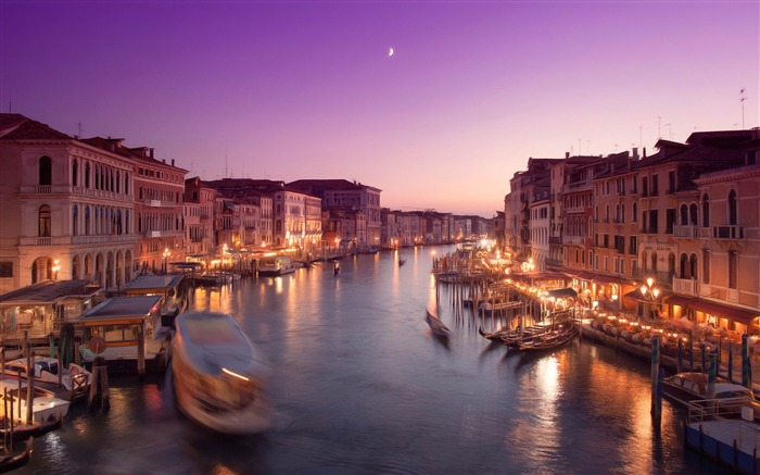 Venice City-HD Widescreen Wallpaper Views:2033