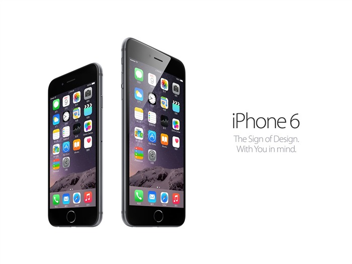 iPhone 6 Apple official HD Desktop Wallpaper 01 Views:2129