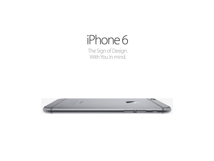 iPhone 6 Apple official HD Desktop Wallpaper 06 Views:2300