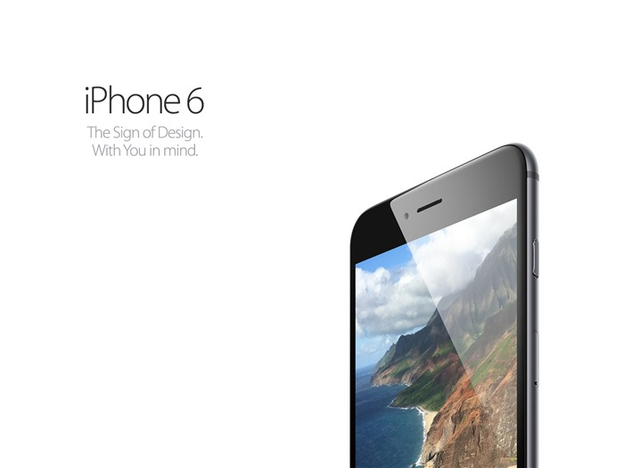 iPhone 6 Apple official HD Desktop Wallpaper 09 Views:1868