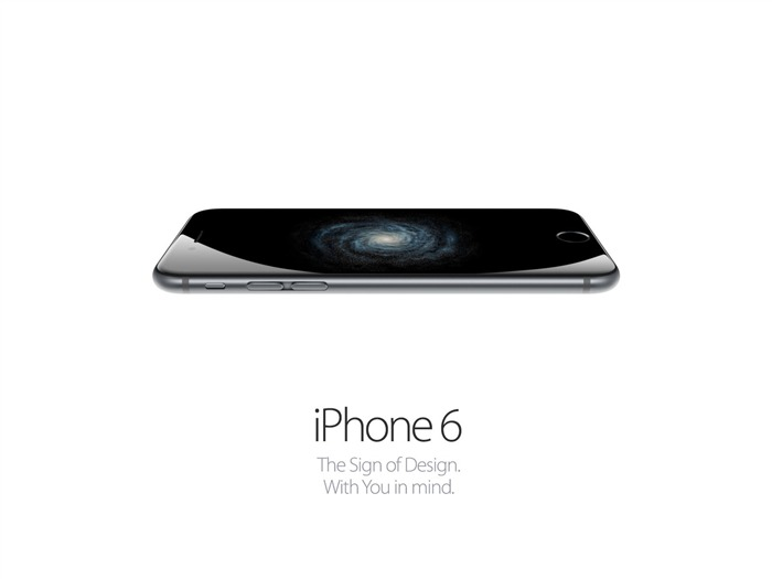 iPhone 6 Apple official HD Desktop Wallpaper 10 Views:3947