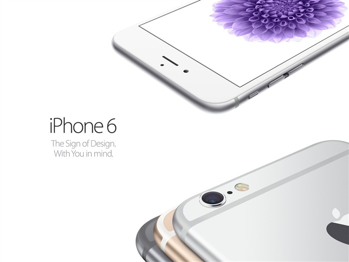 iPhone 6 Apple official HD Desktop Wallpaper 14 Views:3085