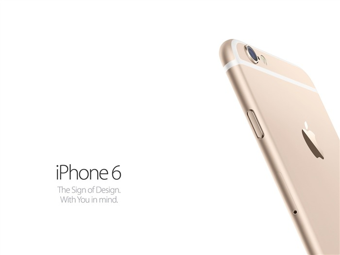 iPhone 6 Apple official HD Desktop Wallpaper 18 Views:7627