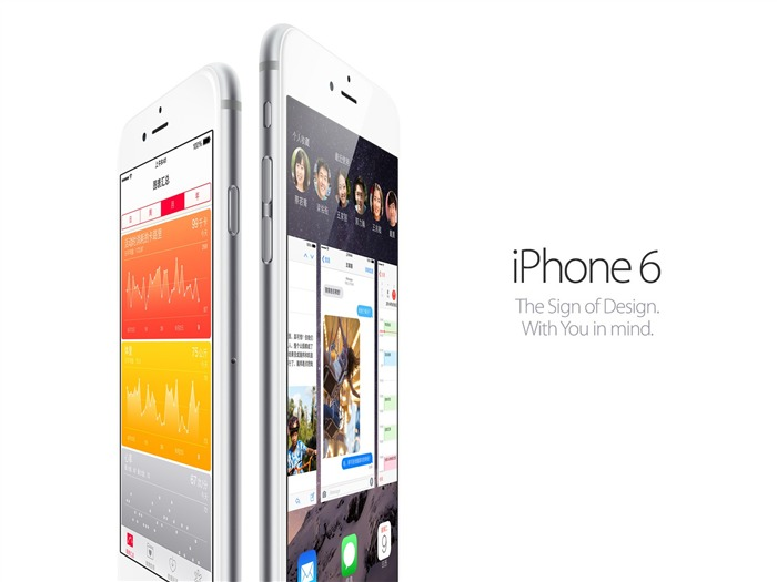 iPhone 6 Apple official HD Desktop Wallpaper 20 Views:1091