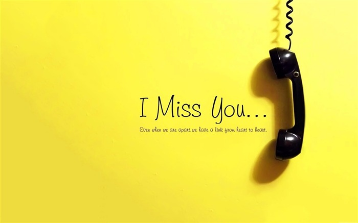 i miss you-high quality Wallpapers Views:3520