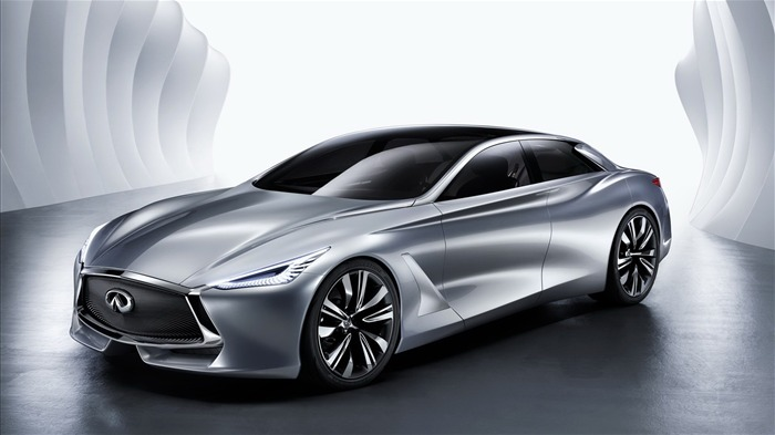 2014 Infiniti Q80 HD Concept Car Wallpaper Vistas:5883
