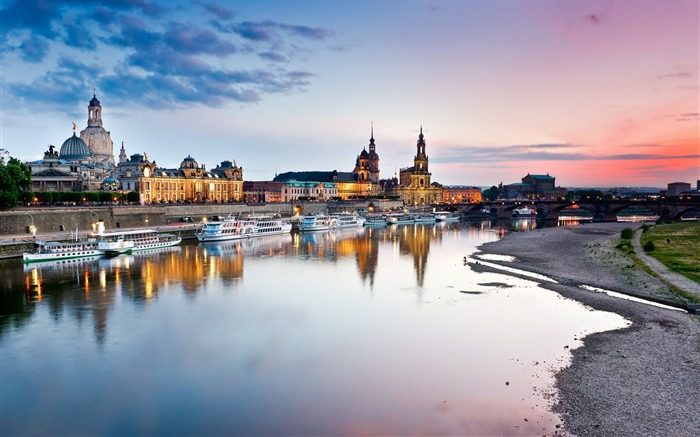Dresden Germany photography HD Wallpaper 04 Views:2514