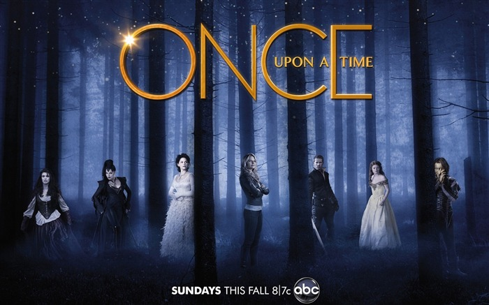 Once Upon a Time TV Series HD wallpaper Views:4781