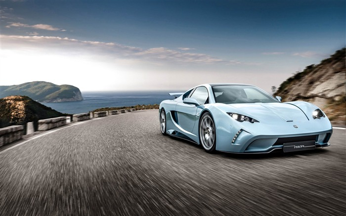 Vencer Sarthe supercar HD Desktop Wallpaper Views:5656