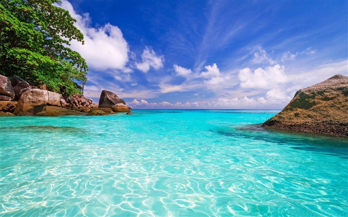 Beach day-Photos HD Wallpaper Views:5185