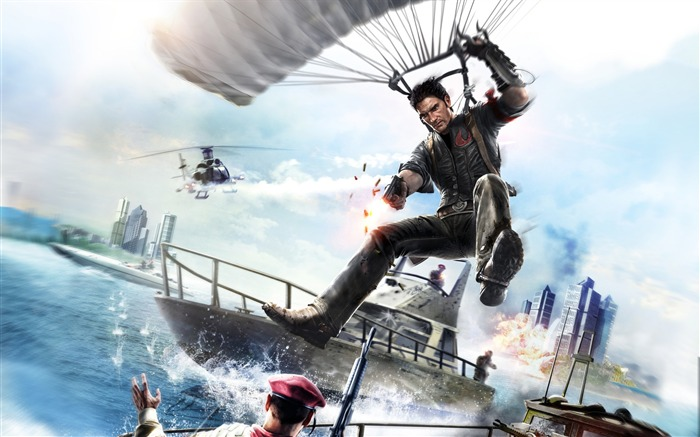 Just Cause 3 Game HD Desktop Wallpaper 05 Views:4058 Date:11/14/2014 6:43:58 AM