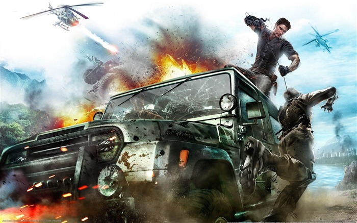 Just Cause 3 Game HD Desktop Wallpaper 06 Views:4307 Date:11/14/2014 6:44:20 AM