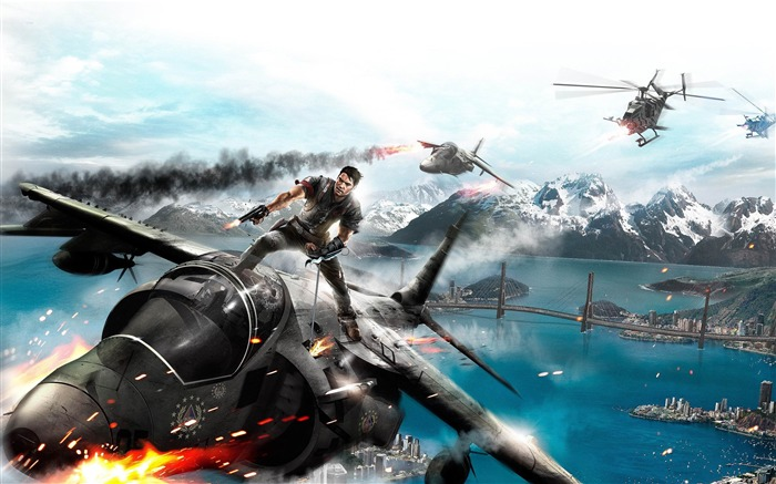 Just Cause 3 Game HD Desktop Wallpaper 07 Views:4048 Date:11/14/2014 6:44:58 AM